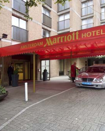 Amsterdam Marriott Hotel *****