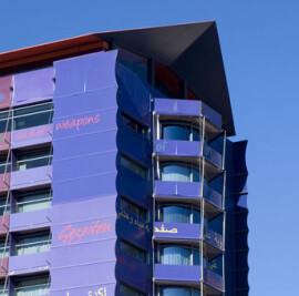 Hotel Puerta América *****