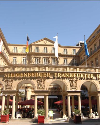 Steigenberger Frankfurter Hof *****