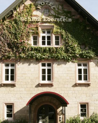 Schloß Eberstein ****
