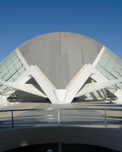 Santiago Calatrava, Valencia