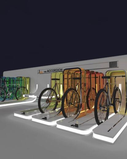 Bankside Bikeshide Competition