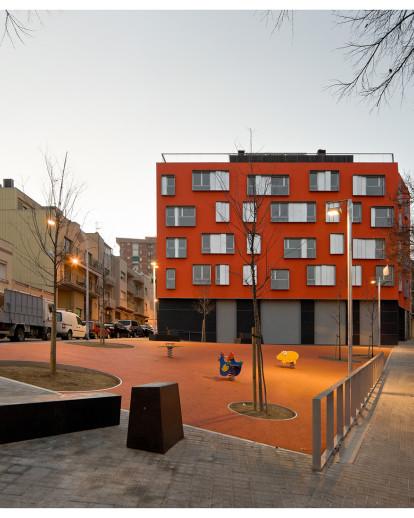 Residential building in Badalona (Barcelona)