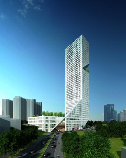 Shenzhen Metro Tower