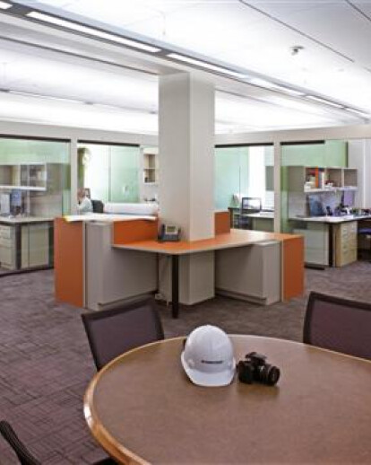 The Christman Company Headquarters Fit-Out