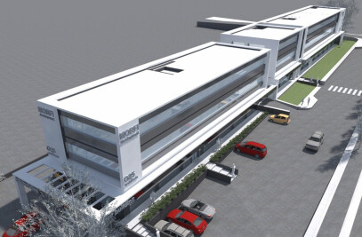 Morfi Office Building-Ark Building