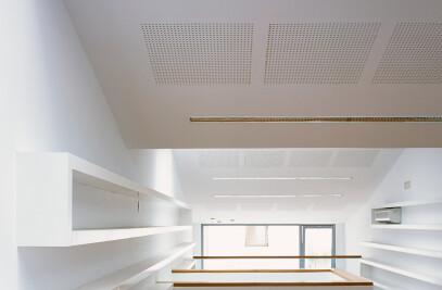 Cañada Rosal Municipal Library