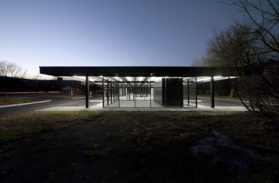 Conversion of Mies van der Rohe Gas Station