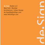 de.Sign Studio LLC | New York | Mumbai