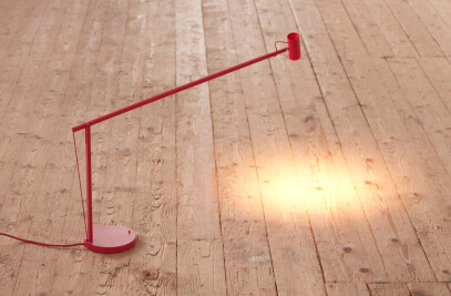Up desk lamp