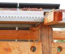LiveRoof aluminum edge detail