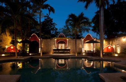 The Villa Merida