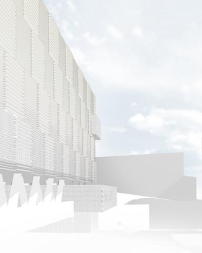 Siège EDF – Ajaccio