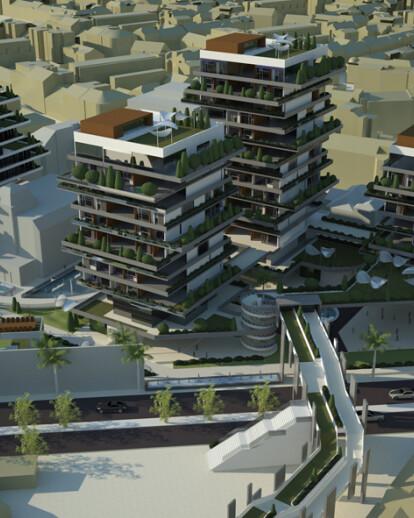Badel Block Development, Zagreb (Croatia)