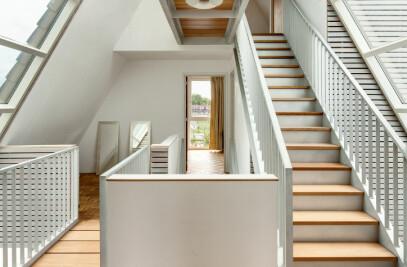 double house - ypenburg