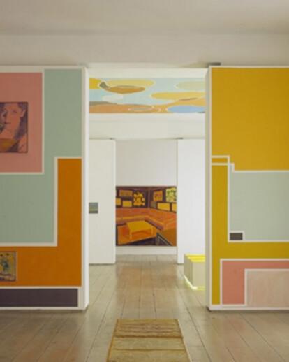 Galerie Arndt & Partner . A stage set for art