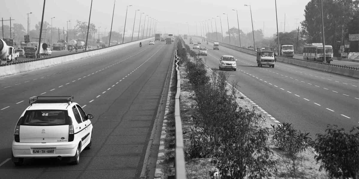 Toll Plaza Delhi Gurgaon and IGI