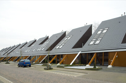 Building of new homes in Rucphen