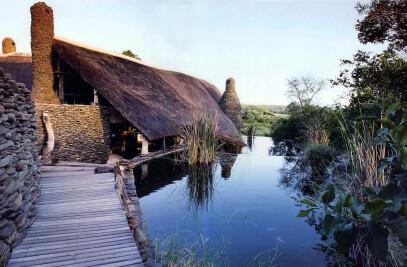 Singita Game Reserve