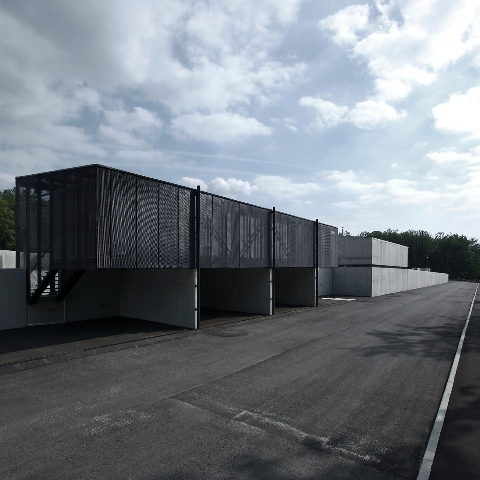 Odpad Pivka - Metal recycling plant