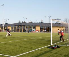 Verenigings gebouw Bijlmer Sportpark
