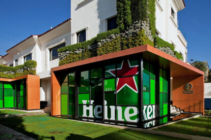 Heineken House Mexico