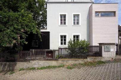 Refurbishment of a house in Libochovany