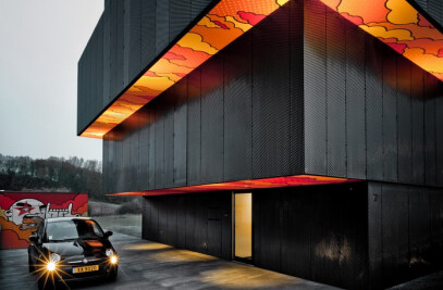 Apartment house in Luxembourg
