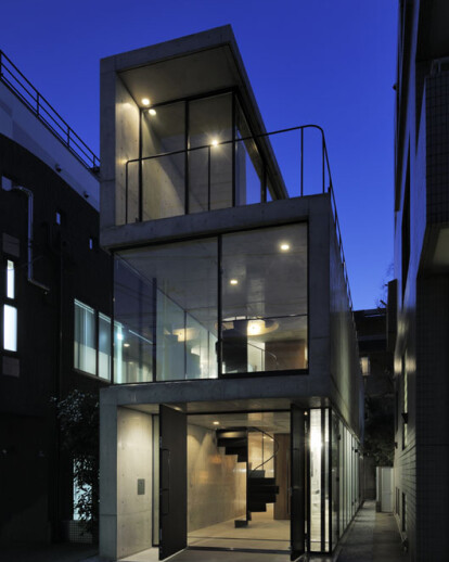 House in Takadanobaba