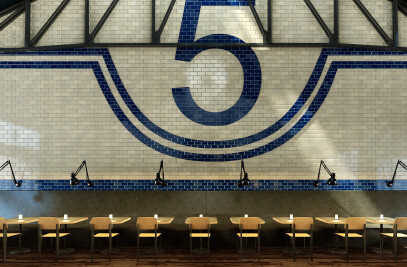 Shed 5 Restaurant   Melbourne