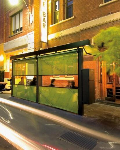 Punch Lane Street Canopies