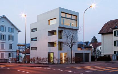 Moos Giuliani Hermann Architekten
