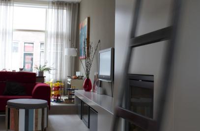Bijzondere interieuroplossingen arbeiderswoning Utrecht