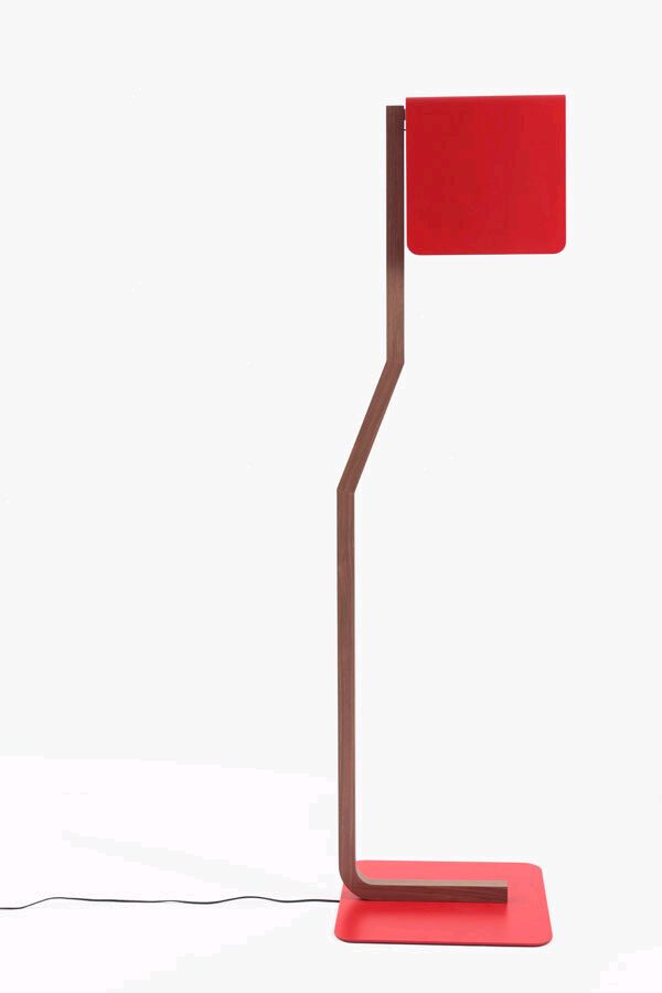 Sign Floor Lamp