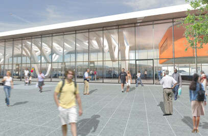 New Blackburn Bus Station