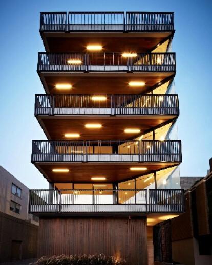 Agnes St Apartments
