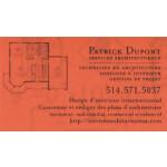 Patrick Dupont Services Architecturaux