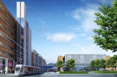 Nuovo Centro Civico Scandicci