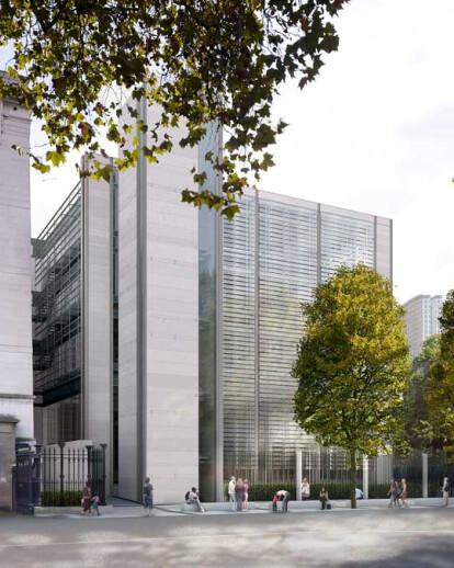British Museum Conservation & Exhibitions Centre