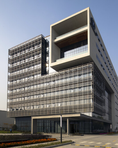 Shangai GM Headquarter