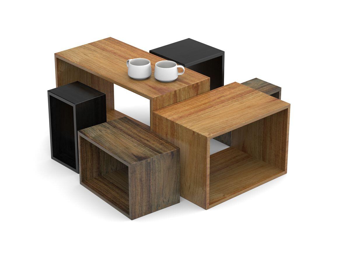 Lounge table system / Shelf system