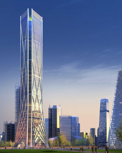 Beijing CBD Tower