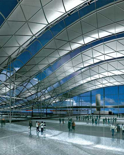 Pusan High Speed Rail Station