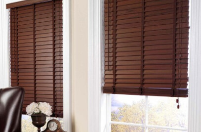 Wood Blinds / Faux Wood BLinds (by: Blinds & Decor