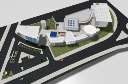 Escuela de Posgrado de Arquitectura y Artes Plásti