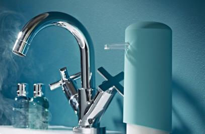Aqua Foam Soap Dispenser