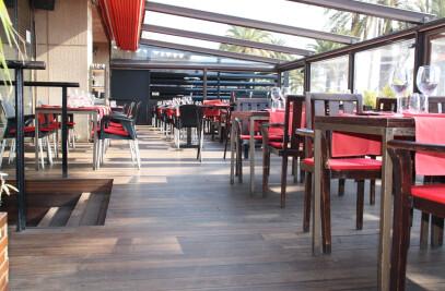 New Shoko Lounge and Beach Bar