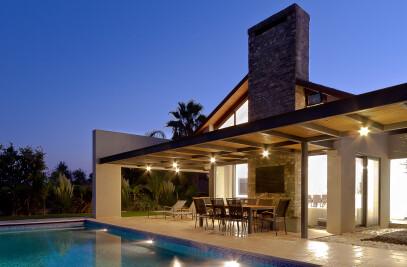Residence in Pardes Hana
