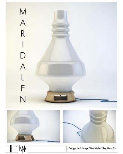 Desk lamp MARIDALEN