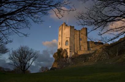 Roch Castle Retreat